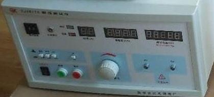 交直流耐压测试仪的使用注意细节
